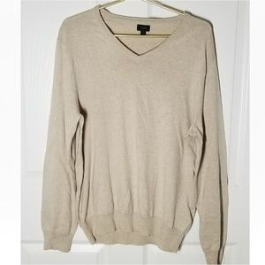 J.Crew Cashmere Cotton Blend Pullover Sweater Top